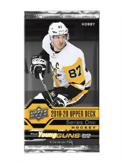 2019-20 HOCKEY -  UPPER DECK SERIES 1 HOBBY (P8/B24/C12)