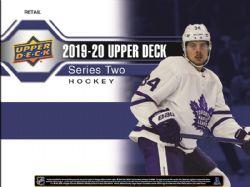 2019-20 HOCKEY -  UPPER DECK SERIES 2 BLASTER (P8/B6+1)