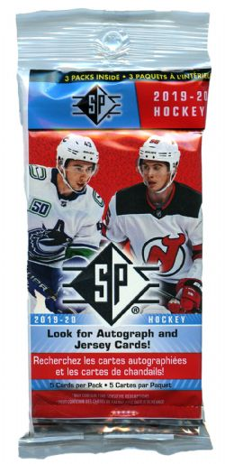 2019-20 HOCKEY -  UPPER DECK SP (P5)