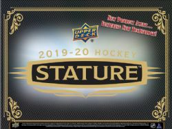 2019-20 HOCKEY -  UPPER DECK STATURE (P8/B1/C24)