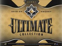 2019-20 HOCKEY -  UPPER DECK ULTIMATE COLLECTION (P4/B1/C16)