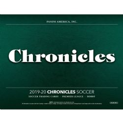 2019-20 SOCCER -  PANINI CHRONICLES (P15/B3)