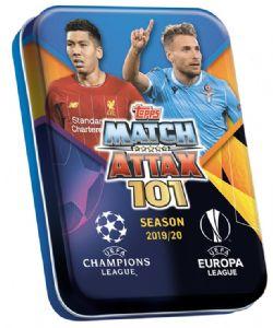 2019-20 SOCCER -  TOPPS UEFA MATCH ATTAX 101 (B45)