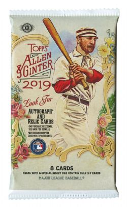2019 BASEBALL -  ALLEN & GINTER (P8/B24)