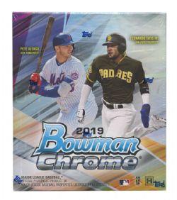 2019 BASEBALL -  BOWMAN CHROME (MB6/B2/C12)