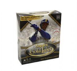2019 BASEBALL -  TOPPS GOLD LABEL 33 CARDS