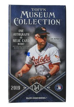 2019 BASEBALL -  TOPPS MUSEUM COLLECTION (P5)