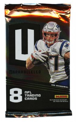 2019 FOOTBALL -  PANINI UNPARALLELED (P8/B8)