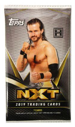 2019 WWE -  TOPPS NXT (P7/B24)