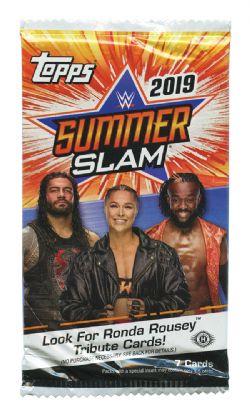 2019 WWE -  TOPPS SUMMER SLAM (P7/B24)