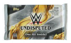 2019 WWE -  TOPPS UNDISPUTED (P5/B10)