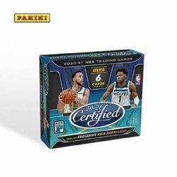 2020-21 BASKETBALL -  PANINI CERTIFIED - HOBBY BOX TMALL ASIA EXCLUSIVE