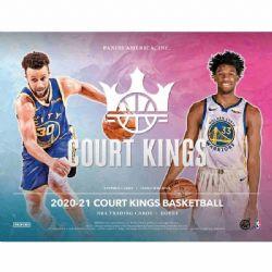 2020-21 BASKETBALL -  PANINI COURT KINGS (P10/B1)
