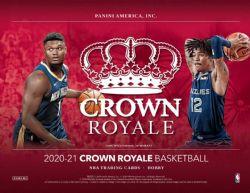 2020-21 BASKETBALL -  PANINI CROWN ROYALE