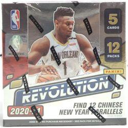 2020-21 BASKETBALL -  PANINI REVOLUTION - CHINESE NEW YEAR