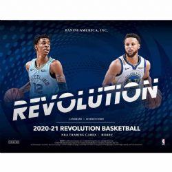 2020-21 BASKETBALL -  PANINI REVOLUTION (P5/B8)