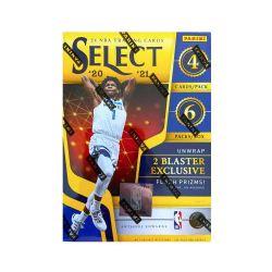 2020-21 BASKETBALL -  PANINI SELECT - BLASTER BOX
