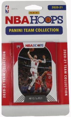 2020-21 BASKETBALL -  PANINI - TEAM SET NBA HOOPS -  BULLS DE CHICAGO