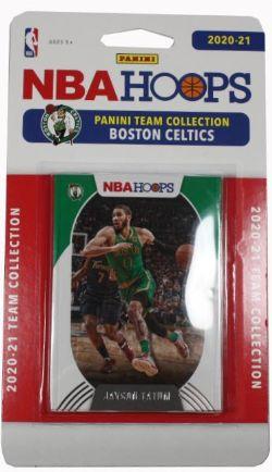 2020-21 BASKETBALL -  PANINI - TEAM SET NBA HOOPS -  CELTICS DE BOSTON