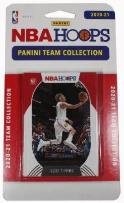 2020-21 BASKETBALL -  PANINI - TEAM SET NBA HOOPS -  HAWKS D'ATLANTA