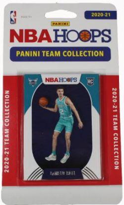 2020-21 BASKETBALL -  PANINI - TEAM SET NBA HOOPS -  HORNETS DE CHARLOTTE