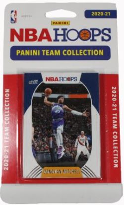 2020-21 BASKETBALL -  PANINI - TEAM SET NBA HOOPS -  JAZZ DE L'UTAH