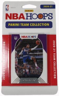 2020-21 BASKETBALL -  PANINI - TEAM SET NBA HOOPS -  KINGS DE SACRAMENTO