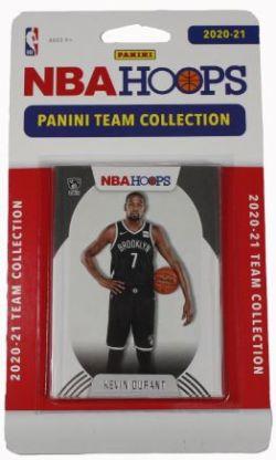 2020-21 BASKETBALL -  PANINI - TEAM SET NBA HOOPS -  NETS DE BROOKLYN