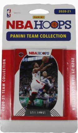 2020-21 BASKETBALL -  PANINI - TEAM SET NBA HOOPS -  RAPTORS DE TORONTO