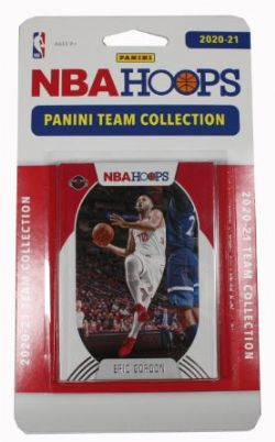 2020-21 BASKETBALL -  PANINI - TEAM SET NBA HOOPS -  ROCKETS DE HOUSTON