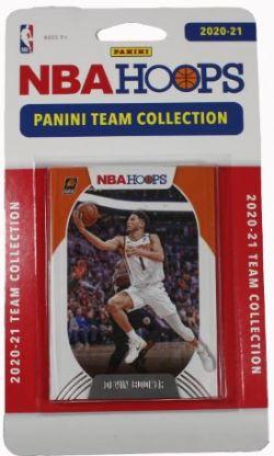 2020-21 BASKETBALL -  PANINI - TEAM SET NBA HOOPS -  SUNS DE PHOENIX