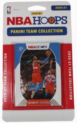2020-21 BASKETBALL -  PANINI - TEAM SET NBA HOOPS -  THUNDER D'OKLAHOMA CITY