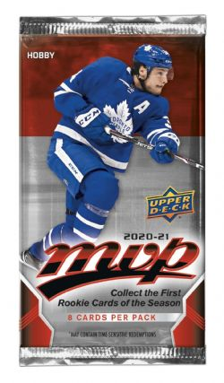 2020-21 HOCKEY -  UPPER DECK MVP HOBBY (P8/B20/C20)