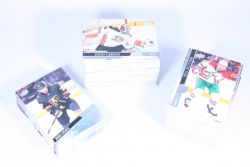 2020-21 HOCKEY -  UPPER DECK SERIES 1 WITH YOUNG GUNS (250 CARDS)