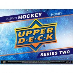 2020-21 HOCKEY -  UPPER DECK SERIES 2 HOBBY (P8/B24/C12)