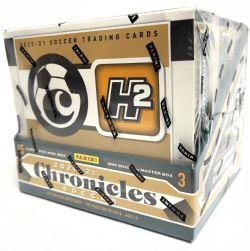 2020-21 SOCCER -  PANINI CHRONICLES SOCCER H2 - HOBBY BOX