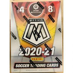 2020-21 SOCCER -  PANINI MOSAIC LA LIGA - 8-PACK BLASTER BOX