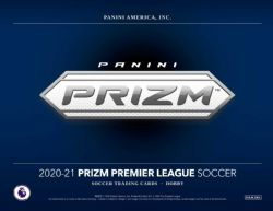2020-21 SOCCER -  PANINI PRIZM PREMIER LEAGUE HOBBY BOX (P12/B12)