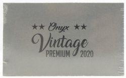 2020 BASEBALL -  2020 ONYX VINTAGE PREMIUM HOBBY BOX