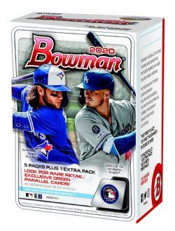 2020 BASEBALL -  BOWMAN - BLASTER BOX