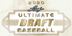 2020 BASEBALL -  LEAF - ULTIMATE DRAF (P6)