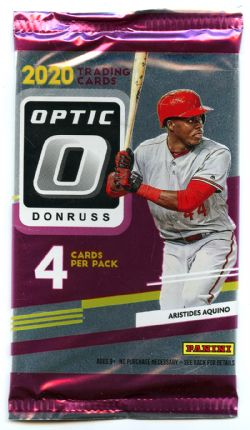 2020 BASEBALL -  PANINI DONRUSS OPTIC (P4/B20)