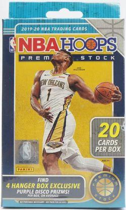 2020 BASKETBALL -  PANINI NBA HOOPS PREMIUM STOCK HANGER (P6/B4)