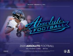 2020 FOOTBALL -  PANINI ABSOLUTE (P20/B12)