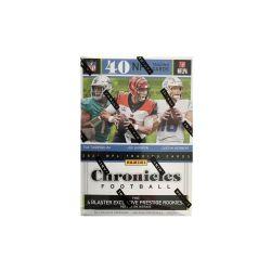 2020 FOOTBALL -  PANINI CHRONICLES 8-PACK - BLASTER BOX