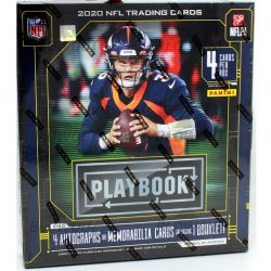 2020 FOOTBALL -  PANINI PLAYBOOK (B4/P1)