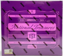 2020 NASCAR -  NATIONAL TREASURES (P8)