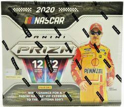2020 NASCAR -  PRIZM (P12/B12) -  PANINI