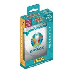 2020 SOCCER -  ADRENALYN XL EURO 2020 - POCKET TIN  (B6/P8 + 2 LIMITED EDITION)