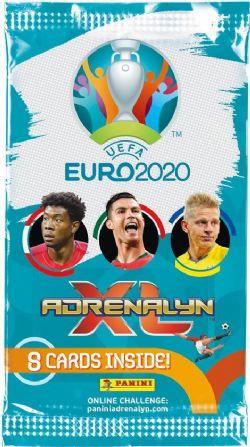 2020 SOCCER -  ADRENALYN XL UEFA EURO 2020 (P8/B50)